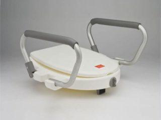 Насадка для унитаза после операции на тазобедренном суставе: виды, материал изделия и преимущества использования