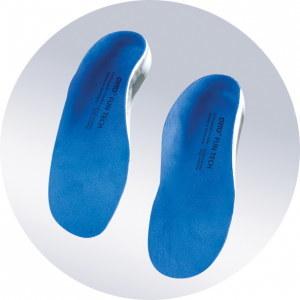 Детские ортопедические стельки при вальгусной деформации стопы