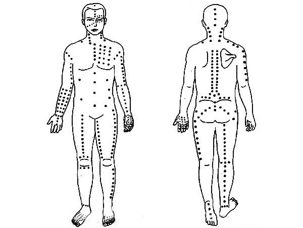 Массаж седалищного нерва: польза, показания, виды и техника выполнения