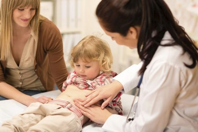 Колит у ребенка: виды, причины, симптомы и методы лечения