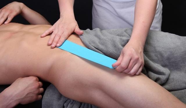 Лечение паховых связок: тейпирование, уколы, мази и другие методы терапии