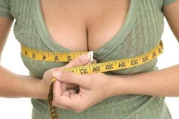 Продукты для увеличения грудных желез у женщин, девушек и подростков
