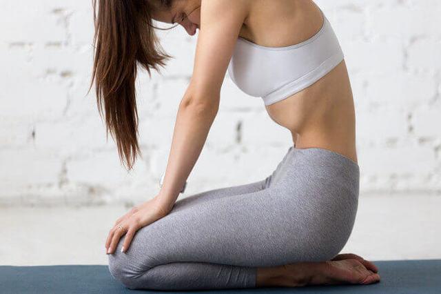 Как правильно делать упражнение вакуум живота для похудения: техника выполнения для женщин и мужчин