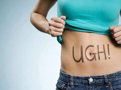 Почему перед и во время месячных не болит живот