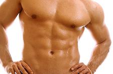 Как убрать жир с живота у мужчин
