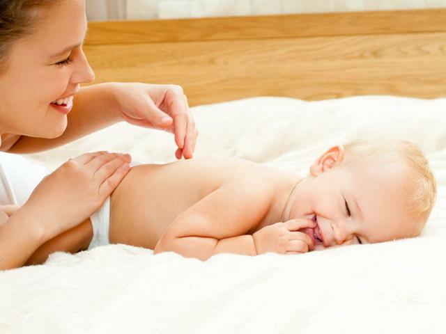 Массаж спины детям: как сделать и зачем нужен детский массаж