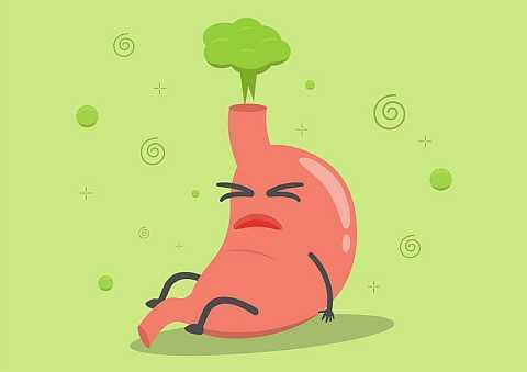 Лечение вздутия живота и повышенного газообразования у взрослых в домашних условиях