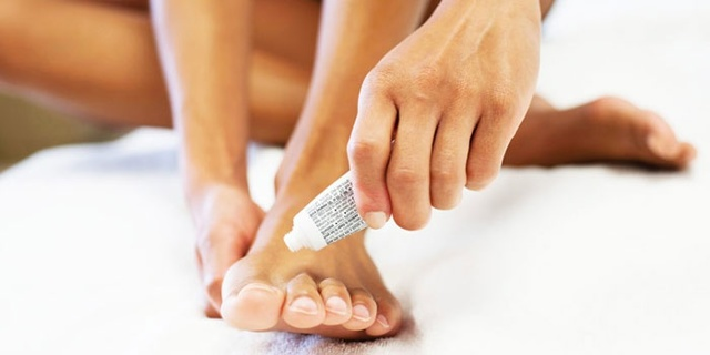 Как вылечить грибок ногтей на ногах