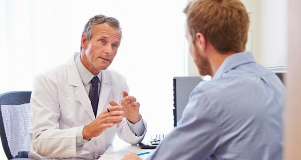 Тянет правое яичко у мужчин или боль в левом яичке: причины неприятных ощущений