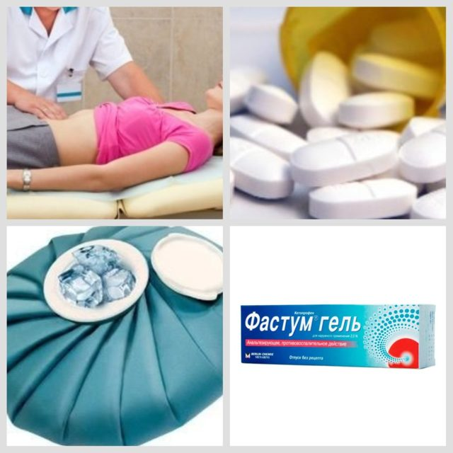 Как узнать, если надорвал живот: симптомы у женщин, первые признаки у мужчин и методы лечения