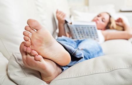 Эффективное средство от потливости ног