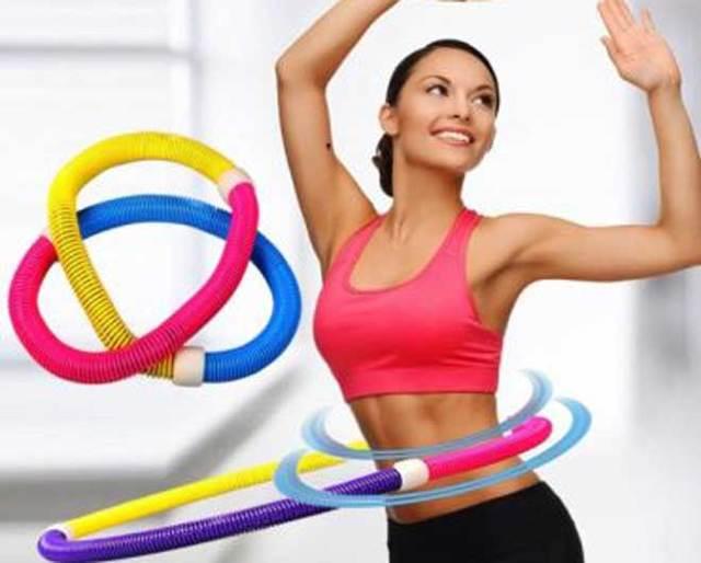 Как правильно крутить обруч чтобы убрать живот и бока: упражнения для похудения