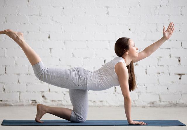 Упражнения для укрепления спины и поясницы