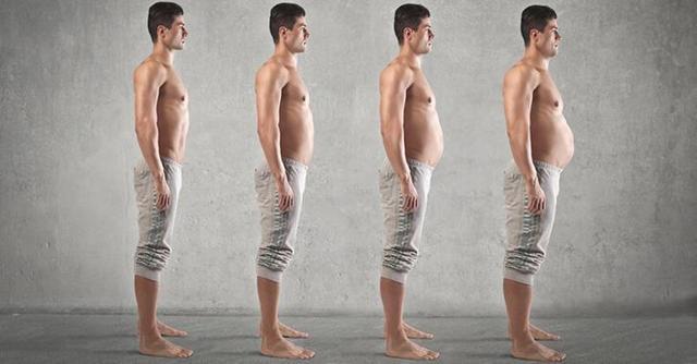 Почему жир откладывается на животе у мужчин и женщин