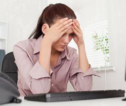 Признаки нервного истощения и способы лечения