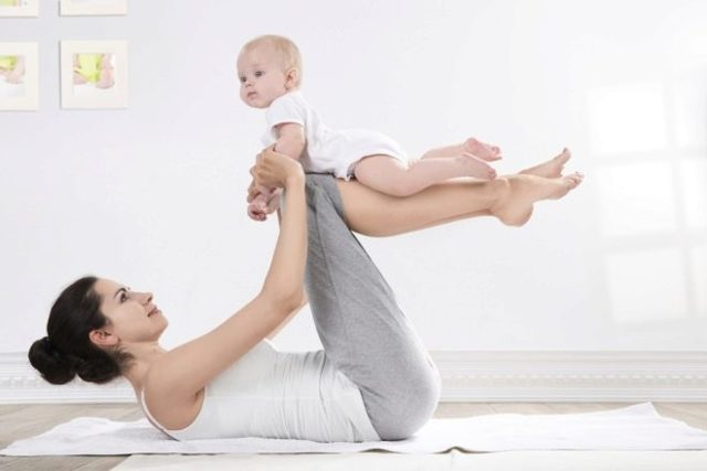 Упражнения для укрепления мышц спины и позвоночника для детей: гимнастика, зарядка, ЛФК