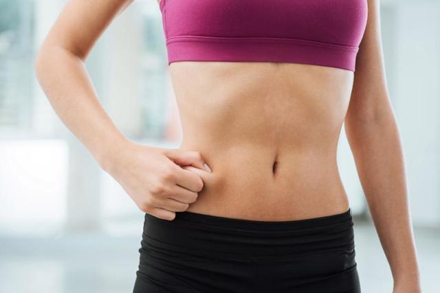 Как убрать жир с нижней части живота у женщин