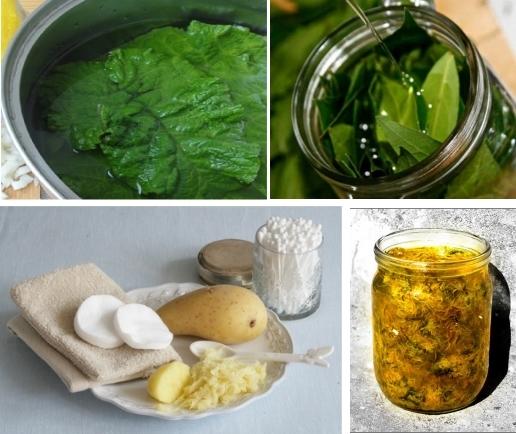 Как убрать косточки на ногах народными средствами: действующие рецепты