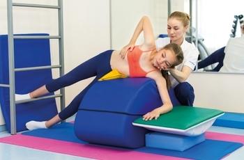 Лечебная гимнастика от Катарины Шрот при сколиозе и упражнения Бубновского