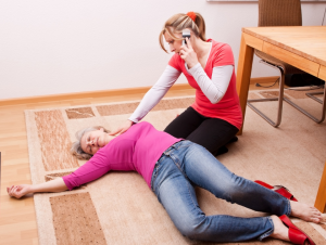 Как определить внутреннее кровотечение в брюшной полости у женщин