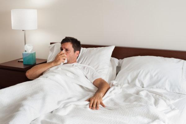 Воспаление лимфоузлов на бедре у мужчин: причины, симптомы и лечение