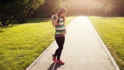 Можно ли втягивать и напрягать живот на ранних сроках беременности