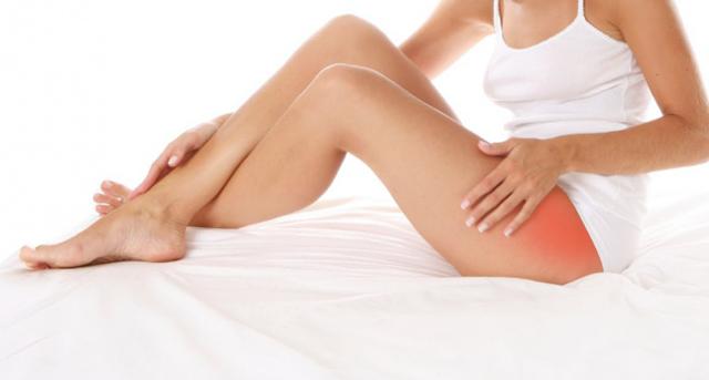 Растяжение связок бедра: стадии, симптомы, лечение и прогноз