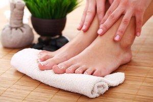 Как смягчить пятки ног в домашних условиях