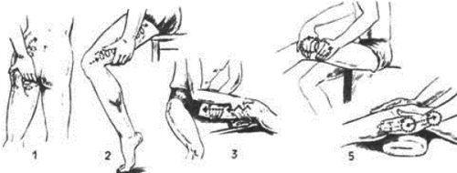 Массаж при коксартрозе тазобедренного сустава: польза, противопоказания, виды и техника выполнения