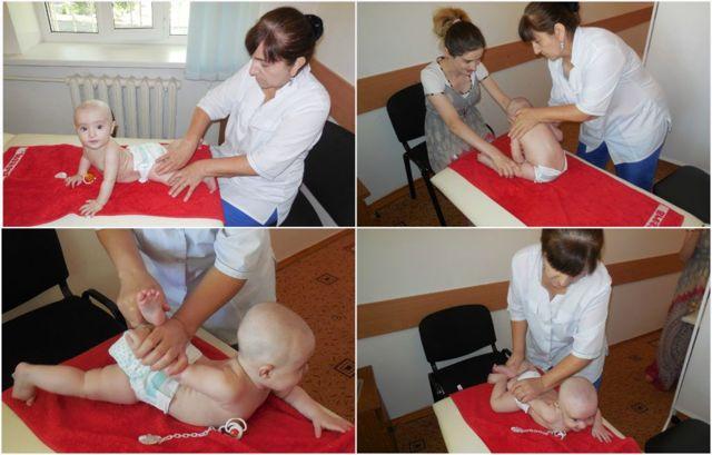 Массаж при дисплазии тазобедренных суставов у детей: эффективность, противопоказания, техника выполнения и рекомендованный курс лечения