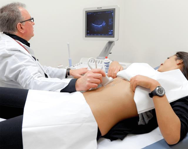 Как подготовиться к УЗИ брюшной полости у мужчин и женщин