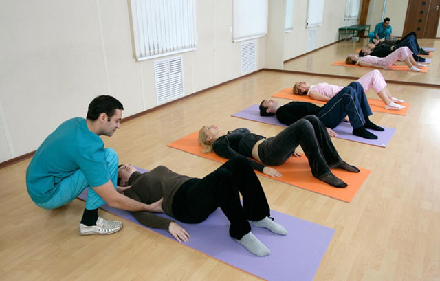Физические упражнения при грыже поясничного отдела позвоночника: ЛФК, лечебная гимнастика, зарядка