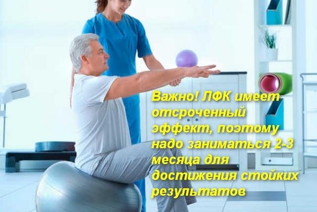 Лечебная физкультура и массаж при болезни Бехтерева: особенности выполнения