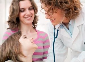 Подготовка к УЗИ брюшной полости у детей
