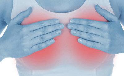 Почему чешется грудная клетка у женщин и мужчин и что с этим делать