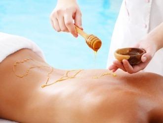Массаж с медом на спине: польза и вред