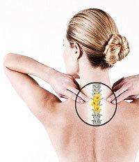 Симптомы грыжи шейного отдела позвоночника и лечение народными средствами