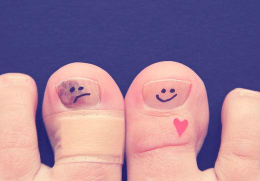 Жжение в пальцах ног: причины и лечение больших пальцев и их кончиков