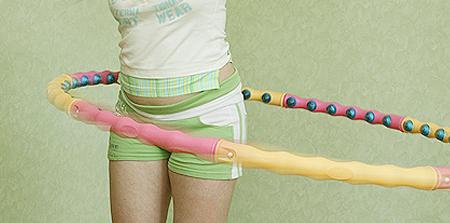 Как уменьшить талию и убрать живот в домашних условиях