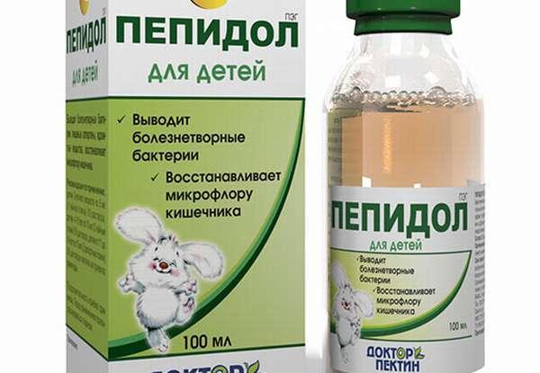 Лекарство от дисбактериоза у детей: основные медикаменты и правила применения