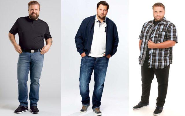 Какую одежду носить мужчине с большим животом