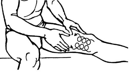 Массаж внутренней стороны бедра: как правильно проводить и вспомогательные средства