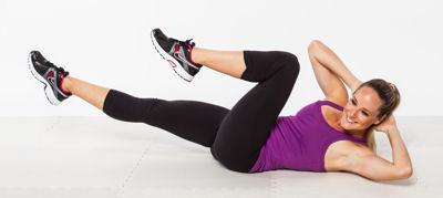 Как убрать низ живота у женщин с помощью упражнений в домашних условиях