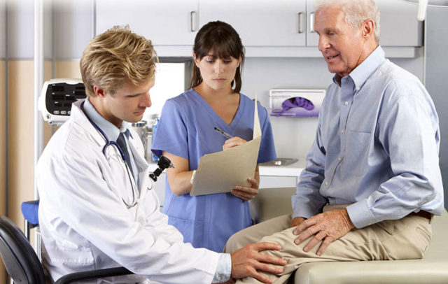 Артрит коленного сустава: диагностика, лечение, профилактика, к какому врачу обращаться