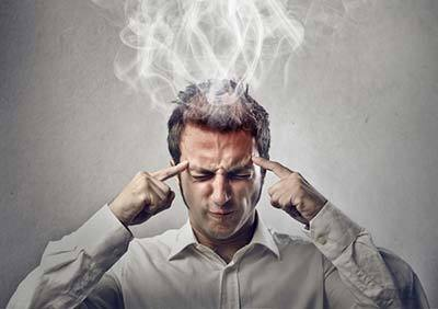 Резкий прилив крови к голове: причины у мужчин и женщин