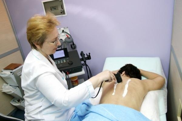 Физиотерапия для коленного сустава: ударно-волновая, электрофорез, ультразвук и фонофорез с гидрокортизоном
