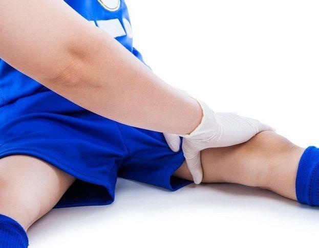 Боль под коленом спереди при ходьбе, сгибании и разгибании