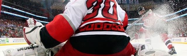 Хоккейные наколенники: вратарские, детские, особенности выбора и подбора,
